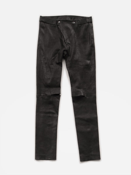 Valkyrie Skinny Leather Pant, :: Curated Women::, Clothing, Apparel - Drifter Industries