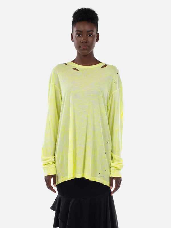 Polly Top / Yellow Lava, Women's, Clothing, Apparel - Drifter Industries