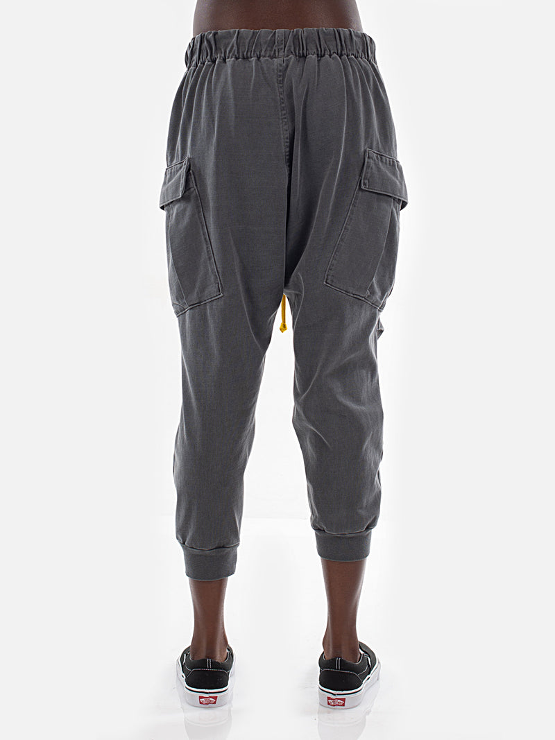 Geri Jogger Pant/ Black Pigment, Women's, Clothing, Apparel - Drifter Industries
