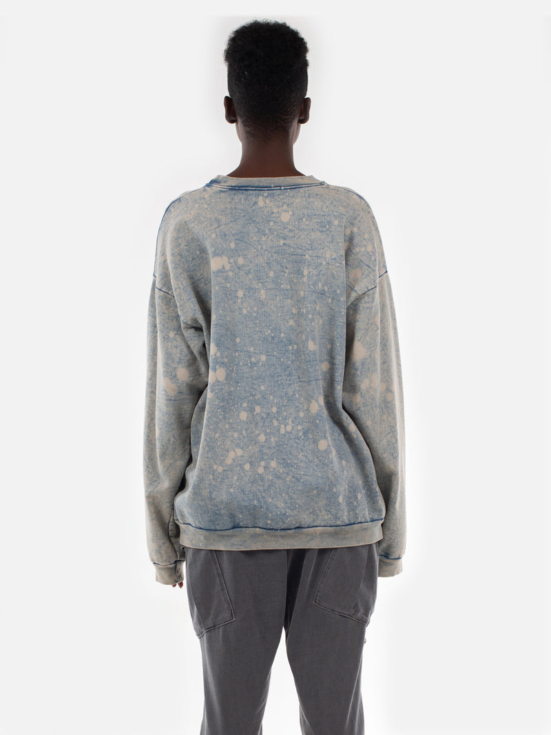 Yameyo Pullover / Indigo Splash, Women's, Clothing, Apparel - Drifter Industries