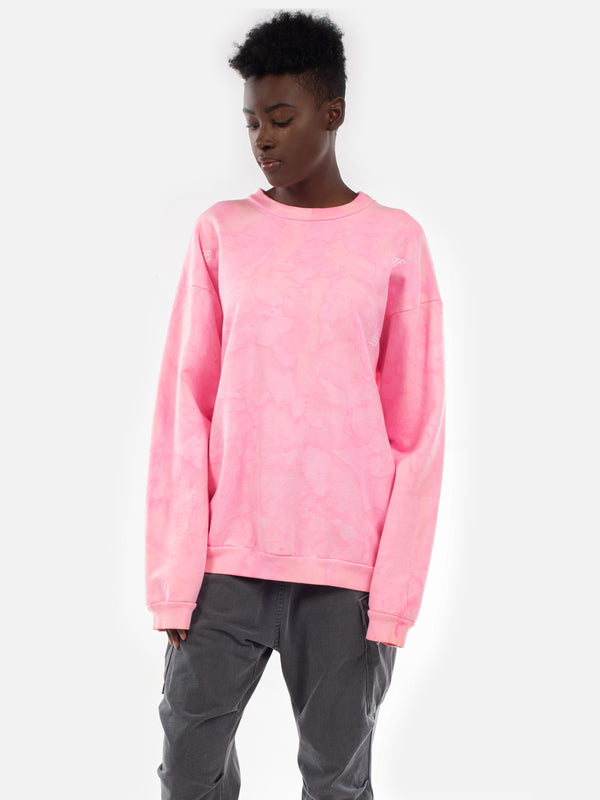 Yameyo Pullover / Pink Lava