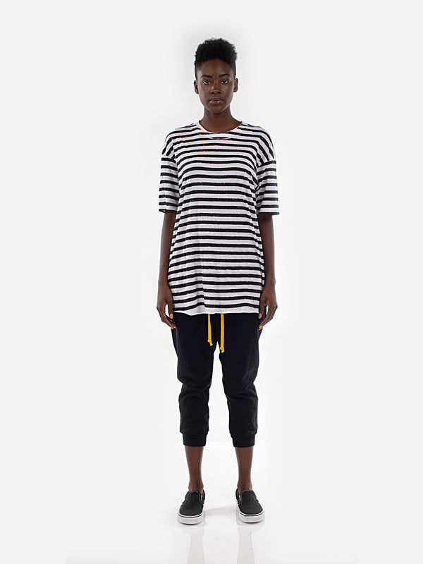SS18 Cooper Top / Stripe, Women's, Clothing, Apparel - Drifter Industries