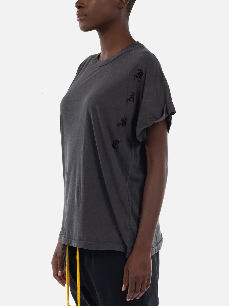 Abassi Top / Black Pigment, Women's, Clothing, Apparel - Drifter Industries