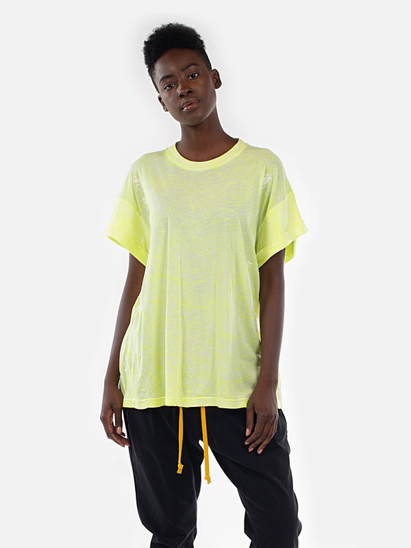 Abassi Top / Yellow Lava, Women's, Clothing, Apparel - Drifter Industries