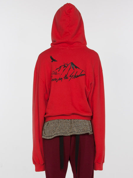 Denali Hoodie / Red, Women's, Clothing, Apparel - Drifter Industries