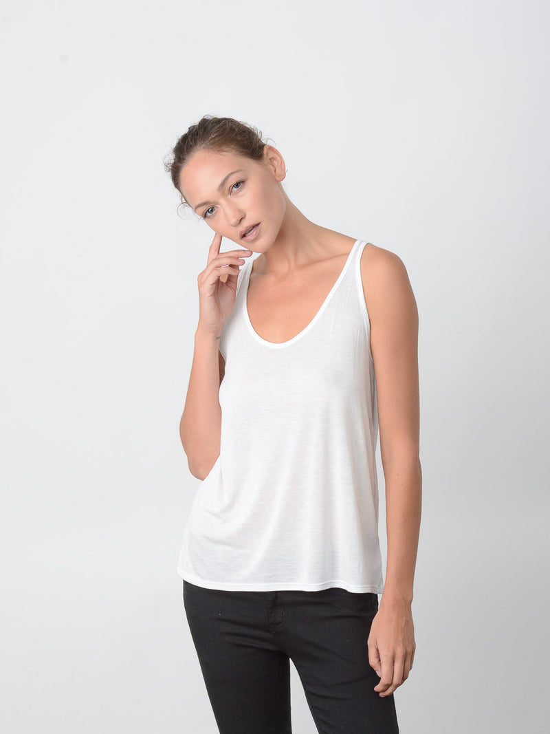 Meg Slim Fit Tank, Women's, Clothing, Apparel - Drifter Industries