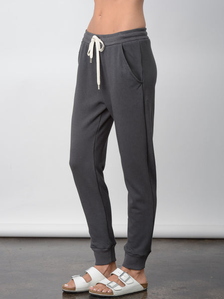 Nicoletta Sweatpant / Vintage Black, Women's, Clothing, Apparel - Drifter Industries
