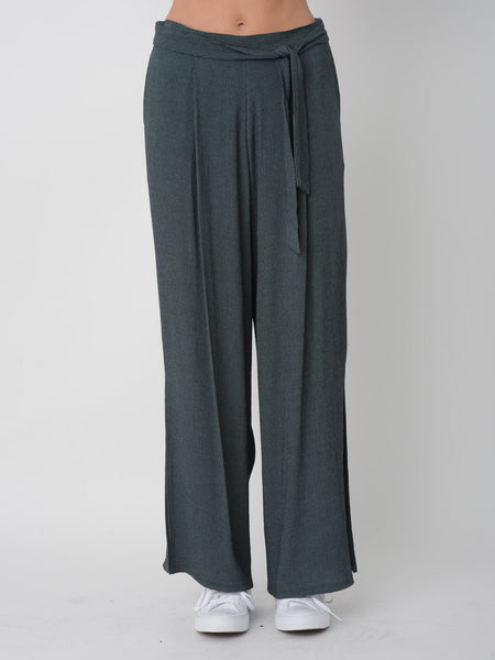 Bahar Trouser Pant / Forest Night, Women's, Clothing, Apparel - Drifter Industries
