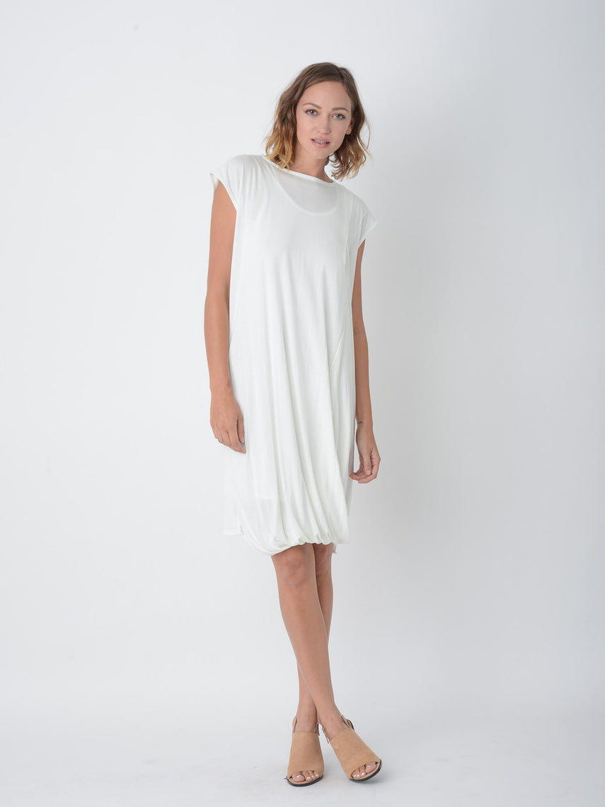 Halldora Drape Dress