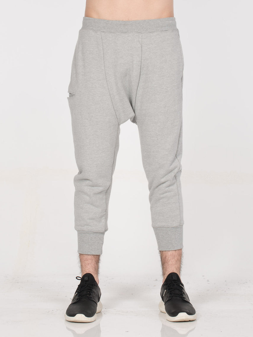 Sanctum / Heather Grey, Men's, Clothing, Apparel - Drifter Industries