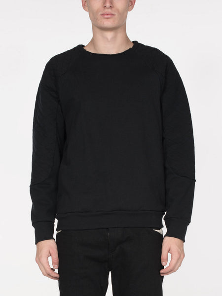 Corbin Sweatshirt / Black