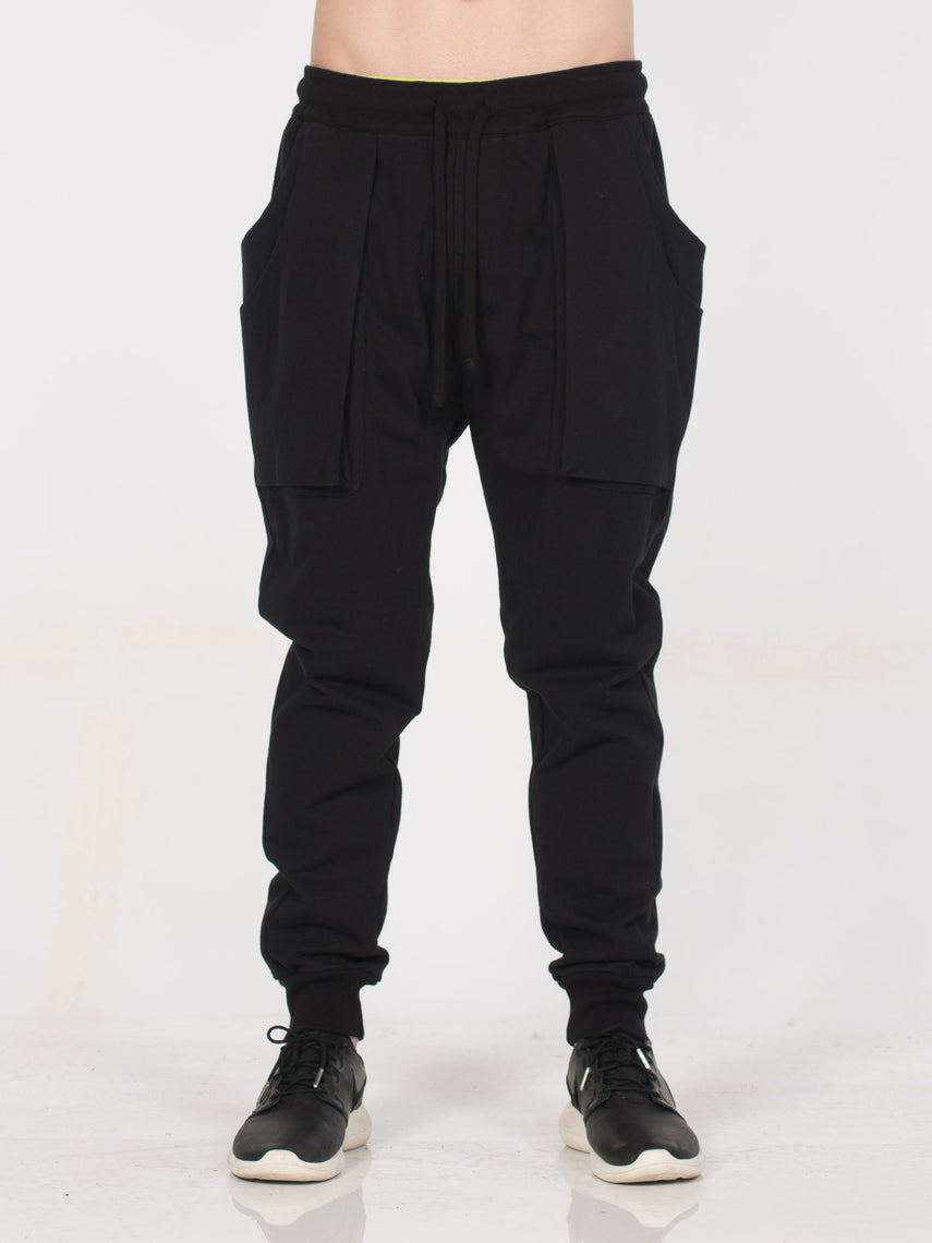Convoy Jogger Pants / Black, Men's, Clothing, Apparel - Drifter Industries
