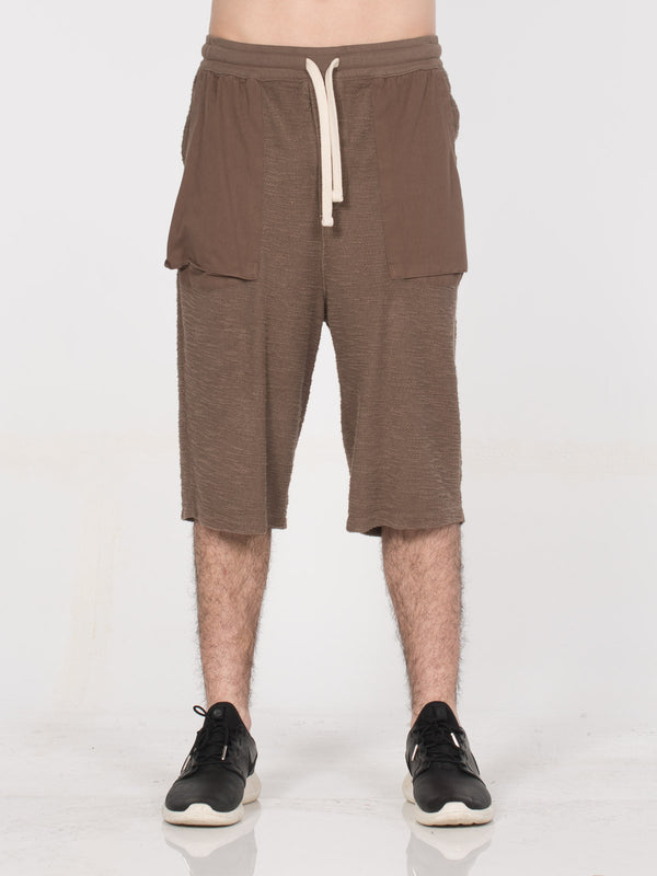 Wells Shorts / Walnut, Men's, Clothing, Apparel - Drifter Industries