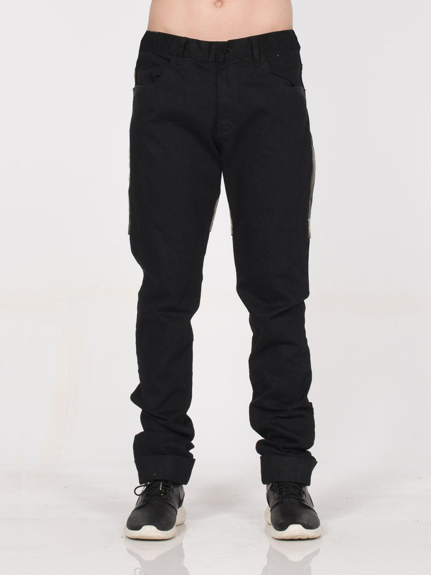 Kaiser Denim Black/Bleach