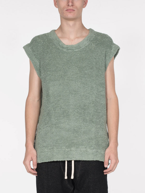 Pax Lounge Muscle Top / Iceberg, Men's, Clothing, Apparel - Drifter Industries