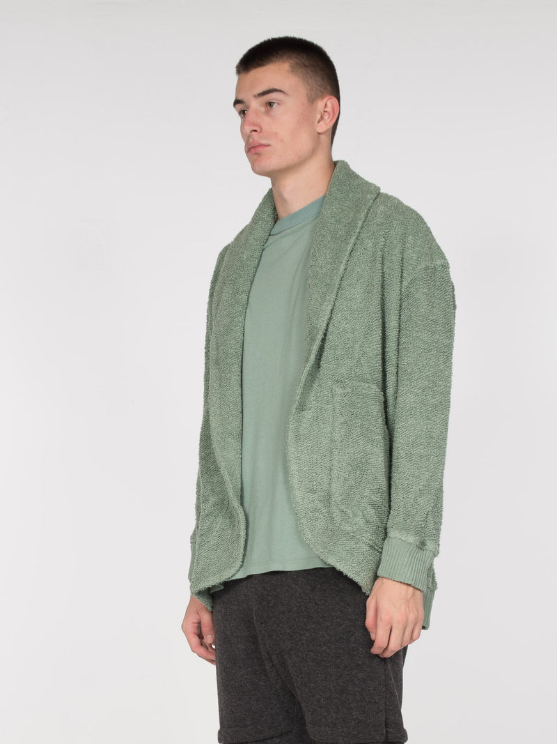 Gatsby Cardigan / Iceburg, Men's, Clothing, Apparel - Drifter Industries