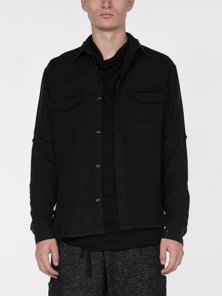 Artorius Button Up Shirt, Men's, Clothing, Apparel - Drifter Industries