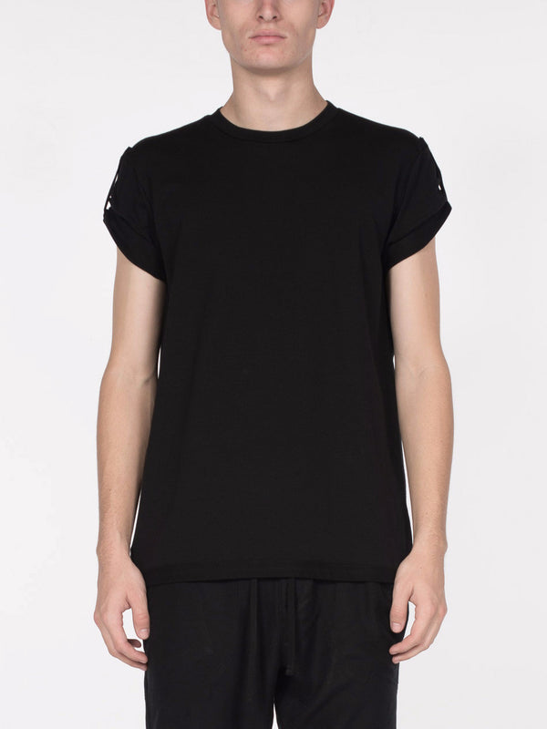 Havoc Elongated Tee / Black, Men's, Clothing, Apparel - Drifter Industries