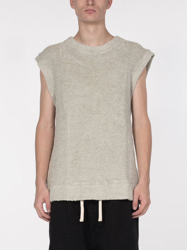 Pax Lounge Muscle Top / Overcast, Men's, Clothing, Apparel - Drifter Industries