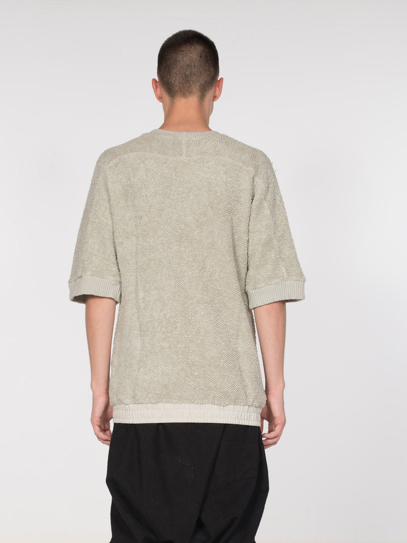 Fable Relaxed Fit Pullover / Overcast, Men's, Clothing, Apparel - Drifter Industries