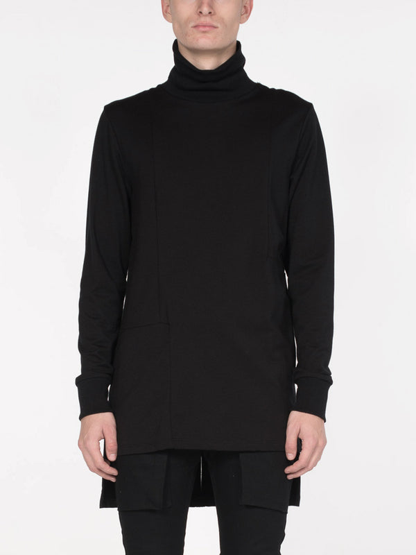Malo Thumb Hole Turtleneck, Men's, Clothing, Apparel - Drifter Industries