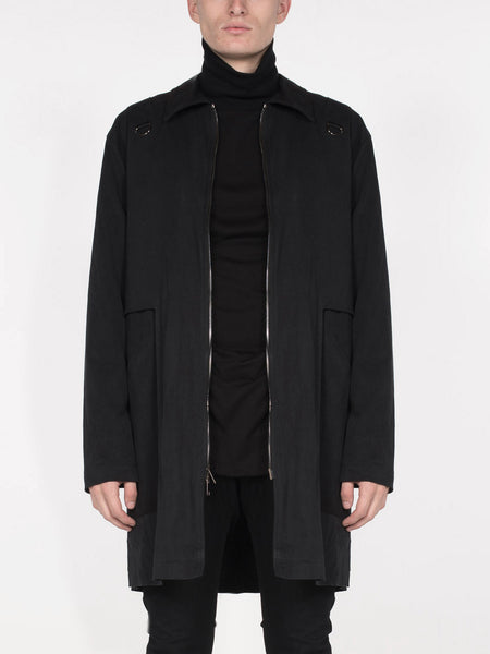 Baldric Coat, Men's, Clothing, Apparel - Drifter Industries