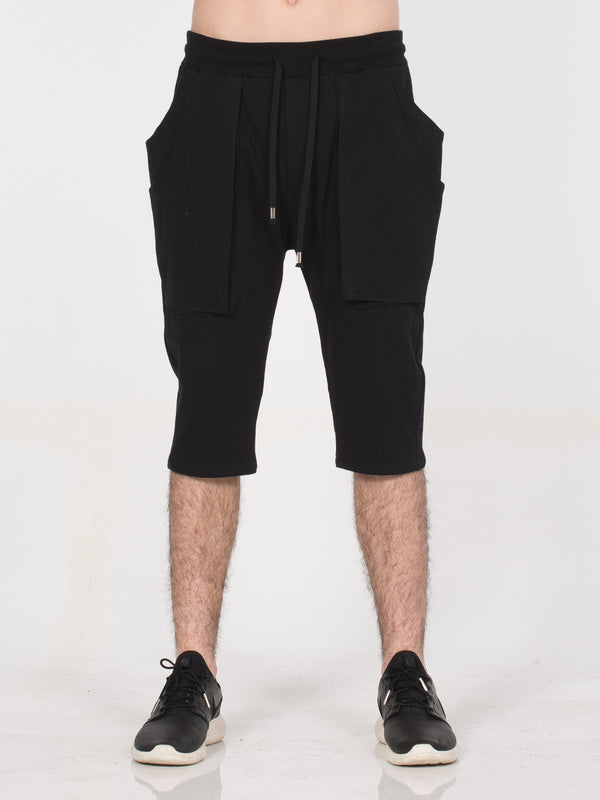 Tactics Shorts / Black, Men's, Clothing, Apparel - Drifter Industries