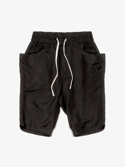 Tristan Shorts / Black, Men's, Clothing, Apparel - Drifter Industries