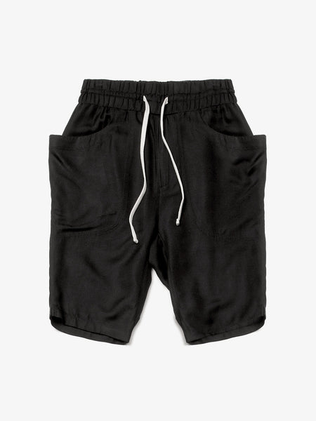 Colton Denim Shorts / Black