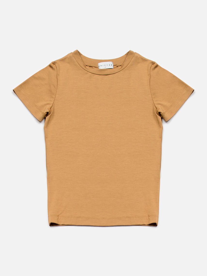 Mimi Baby Tee / Butterscotch