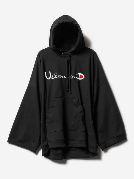 Ventus Vitamin D Hoodie / Black, Men's, Clothing, Apparel - Drifter Industries