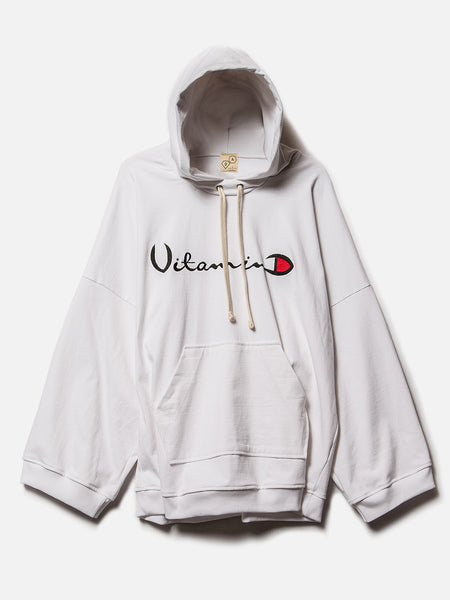 Ventus Vitamin D Hoodie / White, Men's, Clothing, Apparel - Drifter Industries