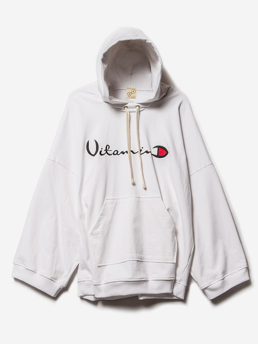 Ventus Vitamin D Hoodie / White, Women's, Clothing, Apparel - Drifter Industries