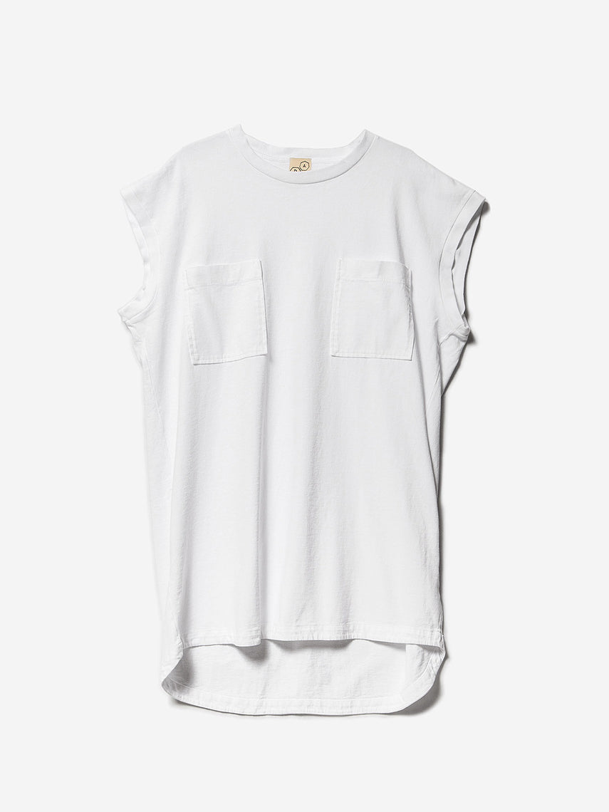 D x A Borax Vitamin D Tank / White, Men's, Clothing, Apparel - Drifter Industries