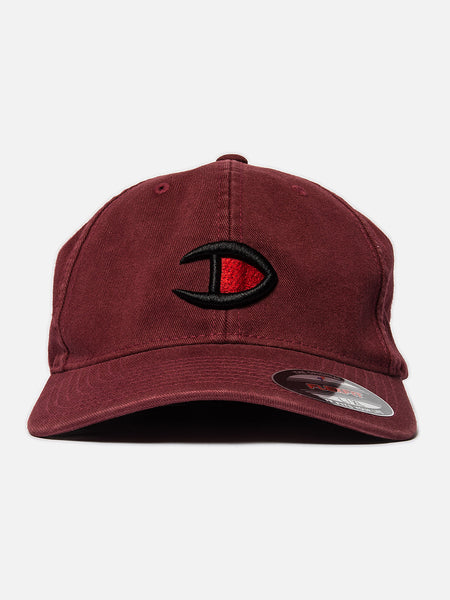 D x A Vitamin D Hat / Burgundy