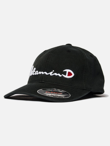 D x A Vitamin D Hat / Black