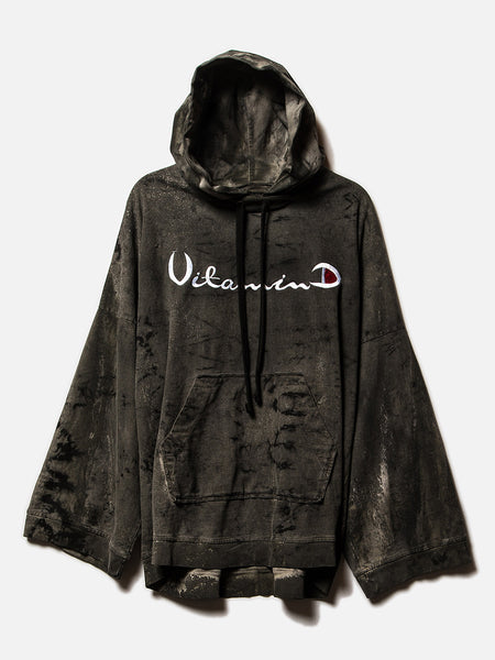Ventus Vitamin D Hoodie / Rain Wash, Men's, Clothing, Apparel - Drifter Industries