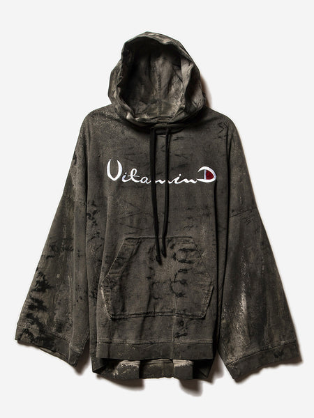 Ventus Vitamin D Hoodie / Rain Wash, Women's, Clothing, Apparel - Drifter Industries