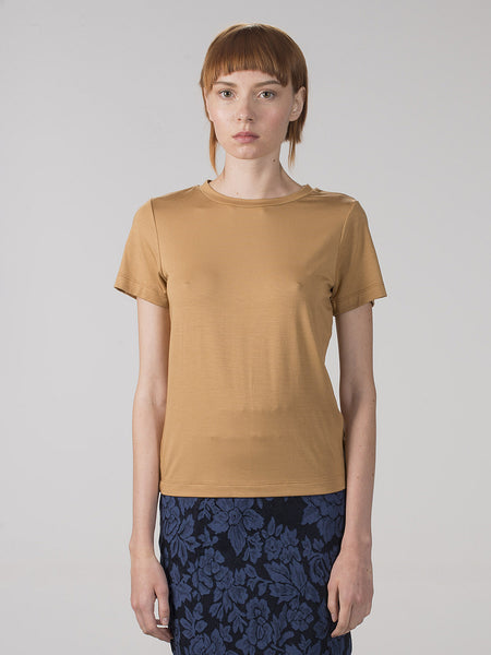 Mimi Baby Tee / Butterscotch, Women's, Clothing, Apparel - Drifter Industries