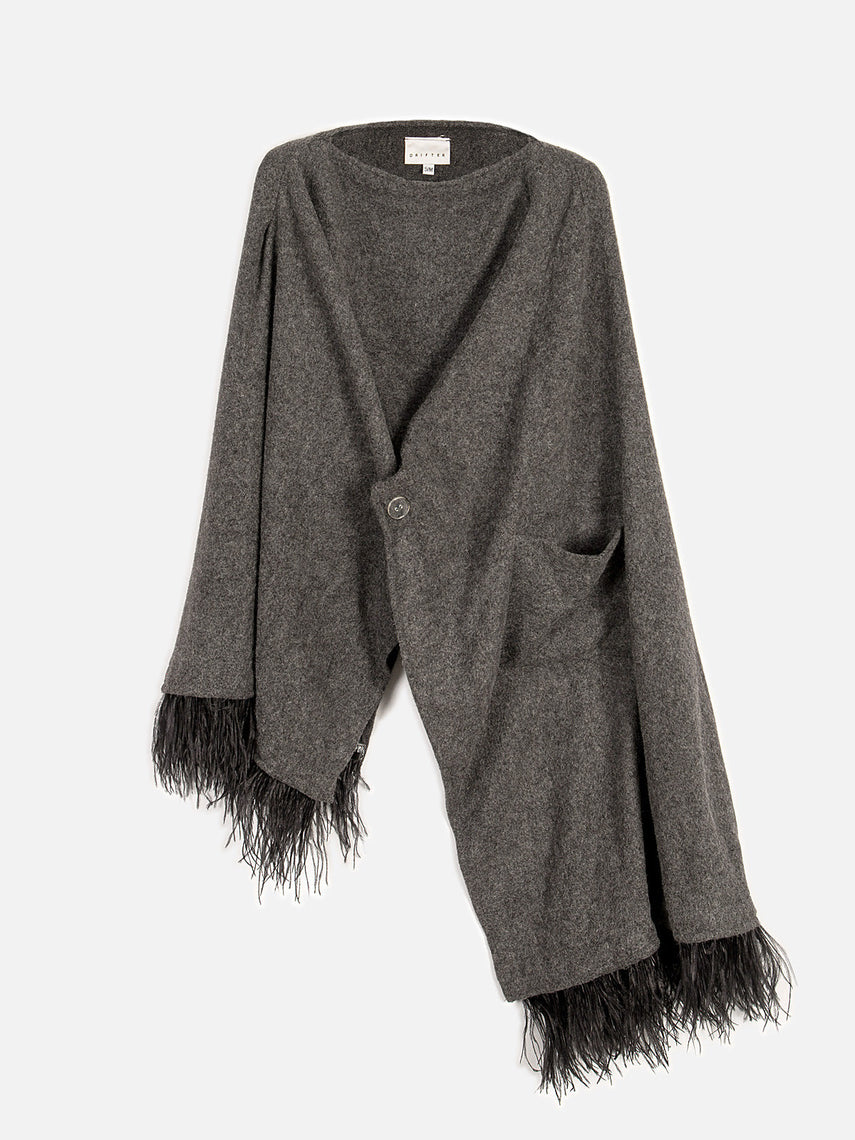 Narcissus Convertible Poncho, Women's, Clothing, Apparel - Drifter Industries