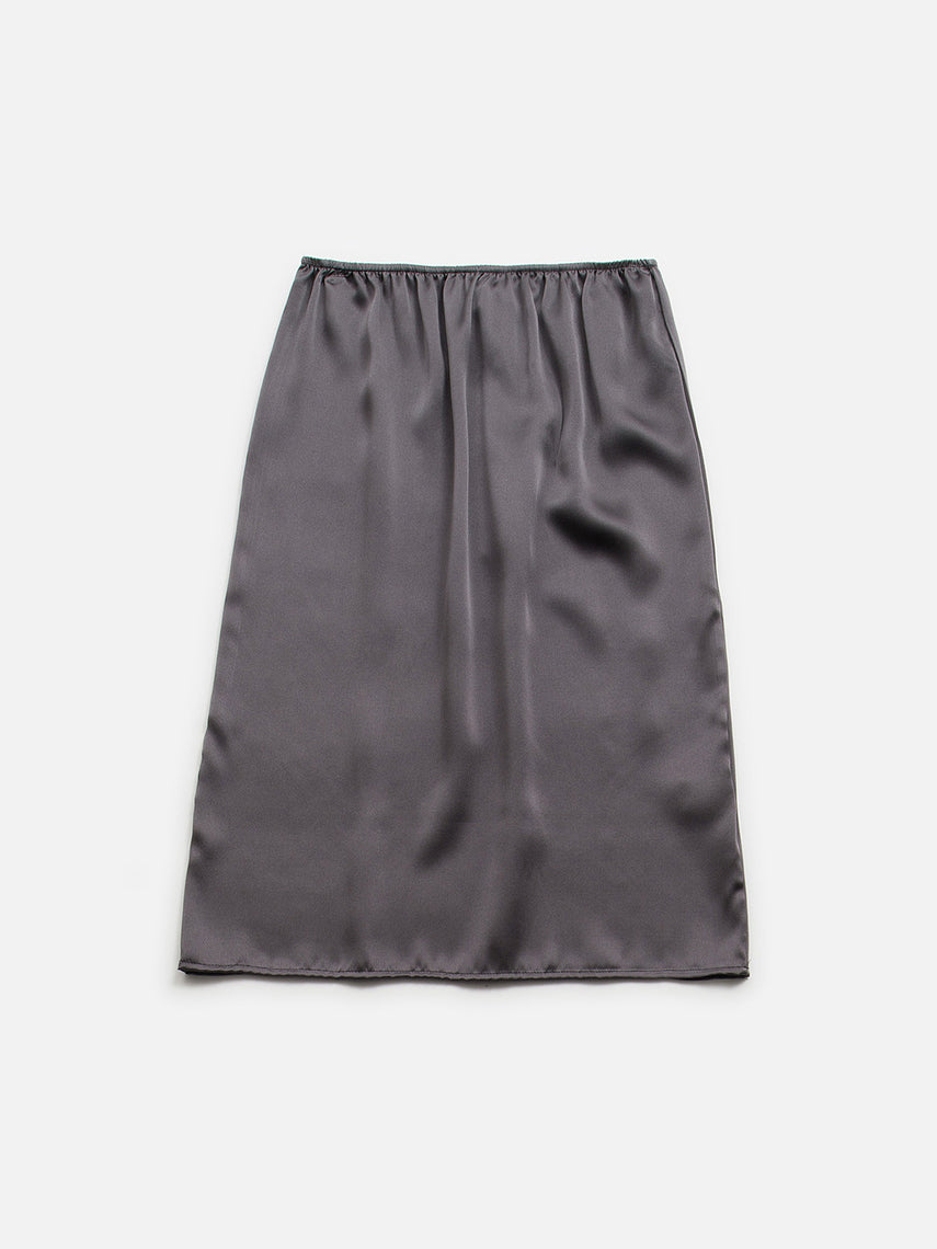 Maiden Silk Satin Skirt