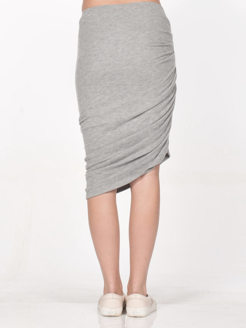 Adorn Lounge Skirt / Medium Heather
