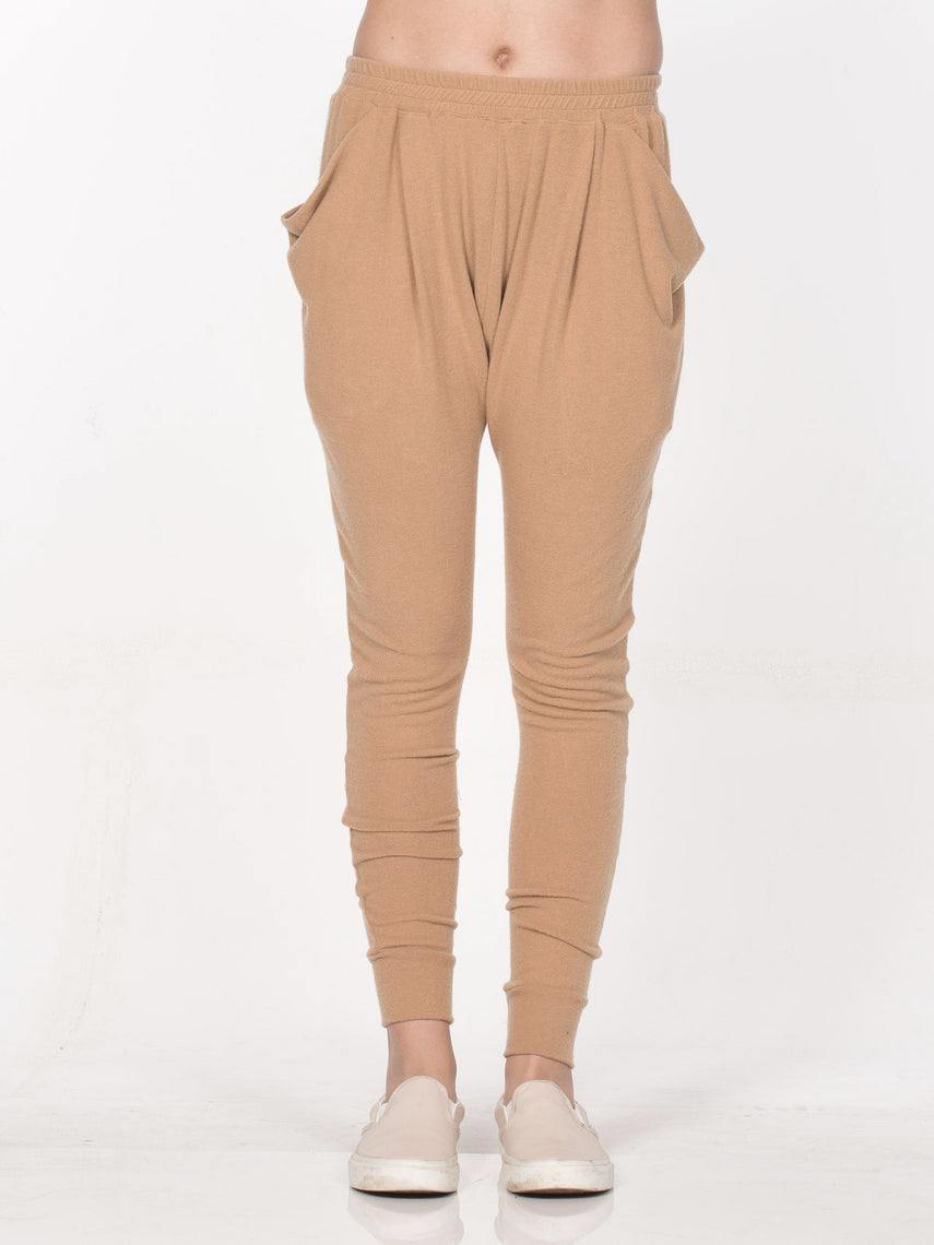 Skylor Tapered-fit Lounge Pant / Butterscotch, Women's, Clothing, Apparel - Drifter Industries