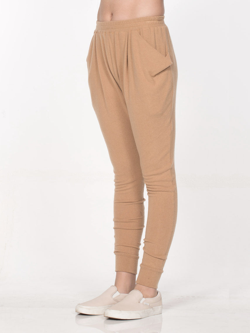 Skylor Tapered-fit Lounge Pant / Butterscotch