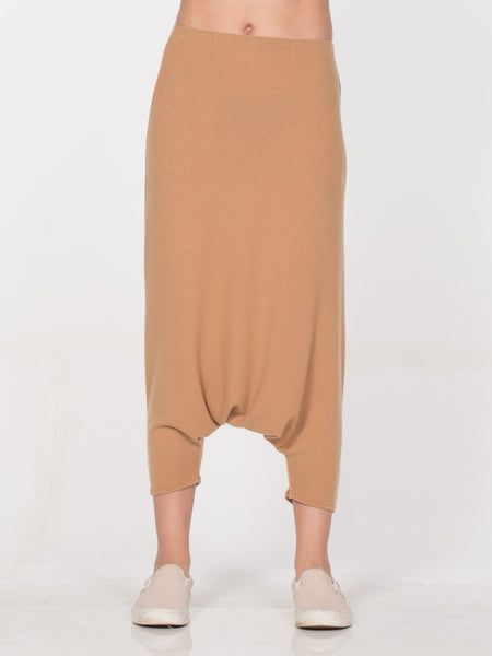 Aria Harem Pant / Butterscotch