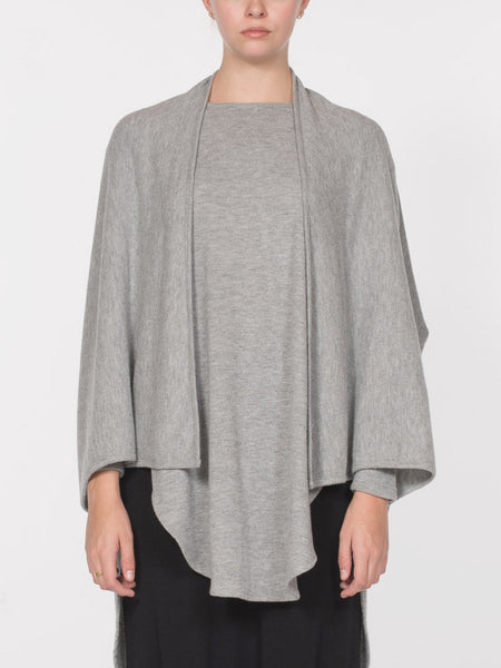 Tarene Elongated Lounge Tunic / Heather Grey, Women's, Clothing, Apparel - Drifter Industries