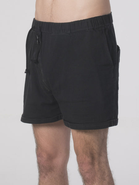 Ren Denim Short / Black