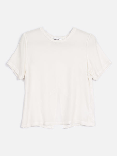 Paix Baby Tee / Ivory, Women's, Clothing, Apparel - Drifter Industries