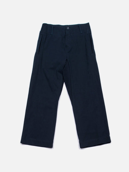 Alma Trouser / Navy, Women's, Clothing, Apparel - Drifter Industries