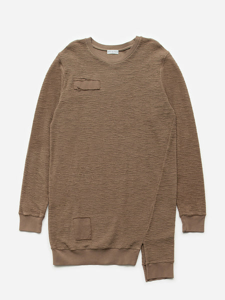 Weiss Elongated Pullover / Walnut, Men's, Clothing, Apparel - Drifter Industries